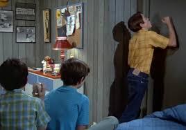 Greg banging on the door