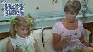 cindy and carol in bed